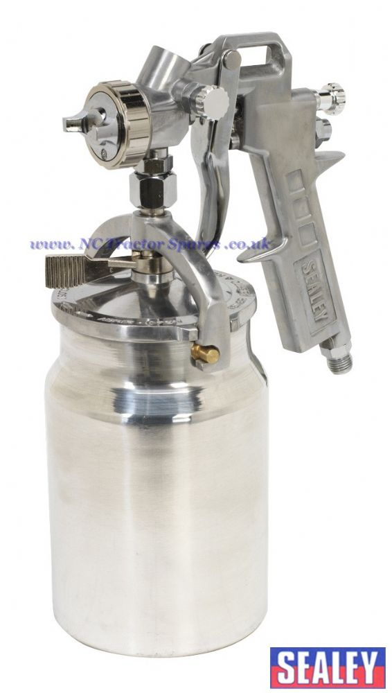 Spray Gun Suction Feed 1.5mm Set-Up